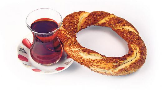 Simit Çay