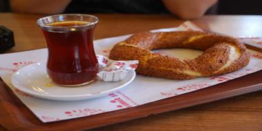 Çay Simit