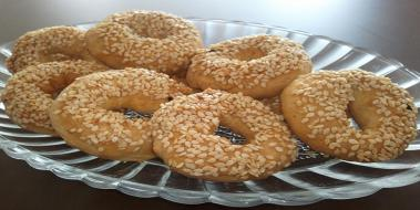 Simit Kurabiye
